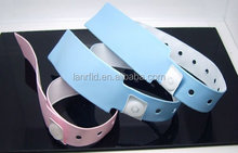 Plastic Customized Silicon Wristband / silicone bracelet / rubber bracelet for event