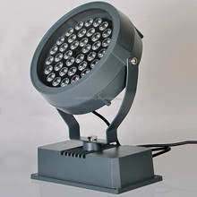 Factory directly sale high quality 110v 36w rgb led flood light for park/square made in china