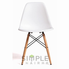 high quality eames dsw chair for dining room chinese furniture