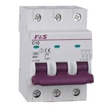 6KA Mini Circuit Breaker/MCB,ELCB,RCCB,RCD