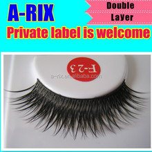 private label case vietnam top quality synthetic hair lash
