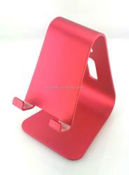 New Hot iDock 1 Red Aluminium Cell Phone Holder