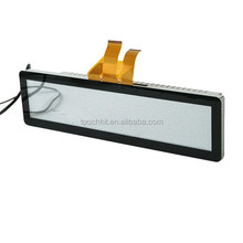 15.4 Inch USB Projected Capacitive Touch Screen With AR-coating large size Multi Touch Panel