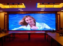 2015 popular products high definition full color p6 stage rental LED display