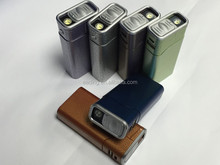 Multifunctional lighter fast charging power bank with LED light 5200mah