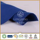 china baratos liso tecidos tingidos 100% poliéster baixo preço poliéster mistura de lã tecido terno para o inverno jaqueta