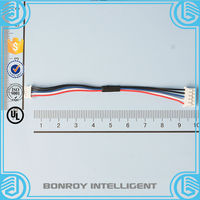 hot lcd screen flex ribbon cable connector with excellent quality
