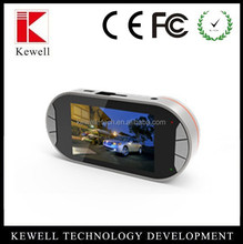 High Quality 1080p wide angle manual motor car video camera DVR multi camera dvr OEM welcomed