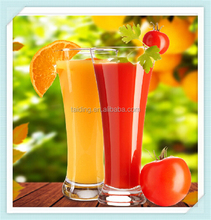 Hot sale bar use juice cup machine blown 300ml glass juice cup wholesale