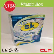 plastic perfume box customized package
