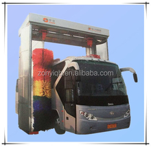 Automatic Bus Washing System Gantry Design