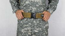 600D Blackhawk militar BDU del ejército de la correa de la correa