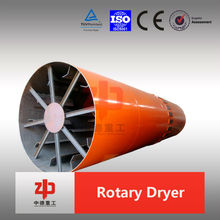 new designed high quality and durable competitive rotary dryer from Henan