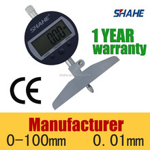 Good quality with high accuracy protable electronic digital depth gauge measuring tool 5328-100