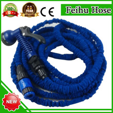 100FT Strong Expandable Garden Hose/Hose Connectors/Spray Nozzles High Pressure