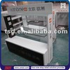 TSD-W1266 Custom high quality department store display racks,home appliance display rack,shop fitting and store fixtures