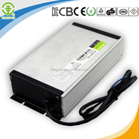CE Approved Waterproof Portable 12v car battery charger for electric bicycle