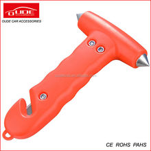 2014 new car emergency hammer with cutter