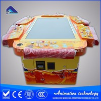 2015 hottest video game console IGS fishing game machine Ocean King 2 with bill acceptor and thermal printer