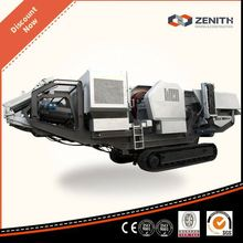 2015 NEW large capacity 600x900 combined mobile cusher