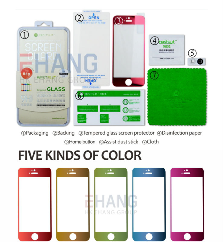 For iphone 5s screen protector