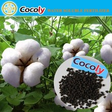 controlled release cotton NPK with fulvic acid fertilizer for Cherry
