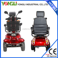 Long distance driving strong power classic scooter