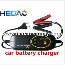 Hot sale 12V lead-acid batteries 12V 4A battery charger diagnostic machine for cars