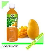 Best aloe vera drink mango flavor-China manfacture and exporter