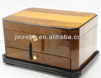 Beautiful Wooden Jewerly Box,Fancy Packaging Case