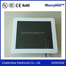 Square Multi Touch Screen Computer 10/ 12/ 15/ 17/ 19 inch Android Tablet PC With 5MP Camera
