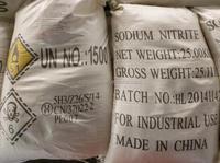 Good price 99% white powder industry grade sodium nitrite