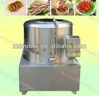 Stainless steel chicken feet peeling machine
