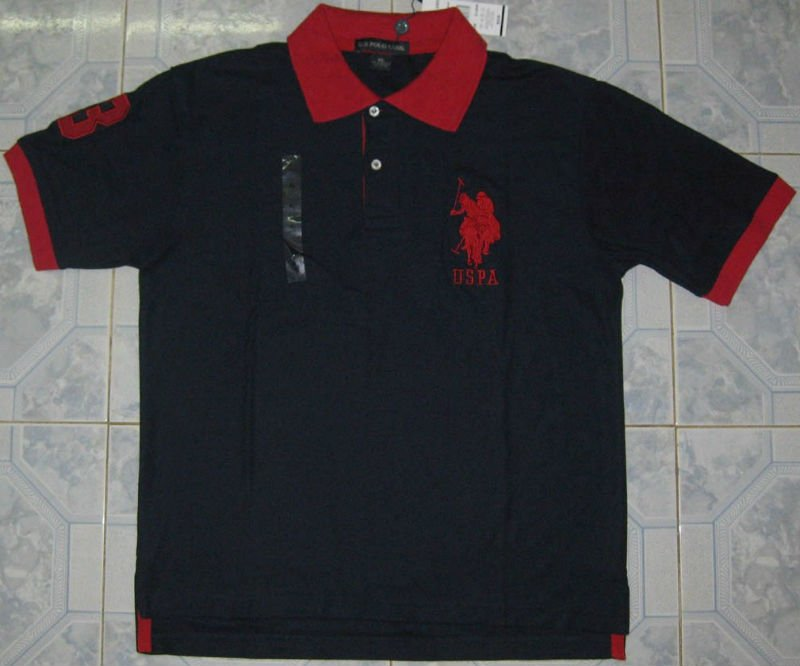 uspa polo t shirt id du produit 122285764