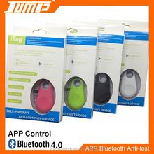 New product key finder alarm wireless bluetooth tag anti lost alarm wallet finder