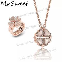 fashion luxury jewelry set italy design