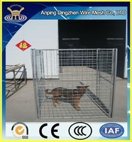 High Quality Used Outdoor Dog Kennel For Sale / Used Outdoor Dog Kennel Supplier