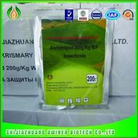 Powder Insecticide Aphides controller Acetamiprid 40% 70% WDG