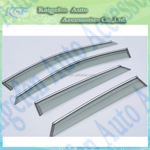 Auto spare parts Car Window Sun Visor Rear Window Vent Visor from kaigefen for Hyundai