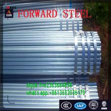 Alta calidad ASTM estándar galvanizado, Gi acero / pipa / tubo