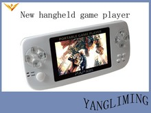 barget price 64 bit 3.5inches colorful screen touch game console with a long time recording