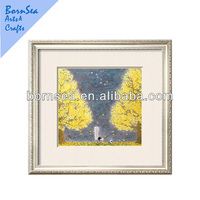 bright colour cartoon picture Framed Giclee Print photo frame wall art painting