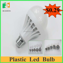 Looking for Africa India Egypt agents cheap plastic led light bulb e27 b22