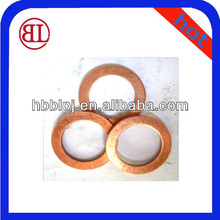 Copper Sealing Washer Injector Copper Washer Repair Injector Pump Kits