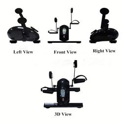 Hot New Products for 2015 Mini Passive Exercise Bike/Abdominal Exerciser with CE,ROHS, GS
