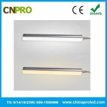 IP 44 Easy Installation Integrated Led Tube Light T5