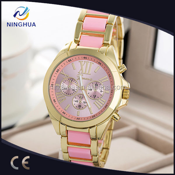 Quartz Movement Leather Discount 2014 Ladies Vogue Watches