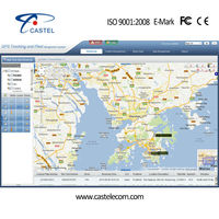 Vehicle GPS Tracking Software with LBS Tracking Motorcycle GPS TRACKER