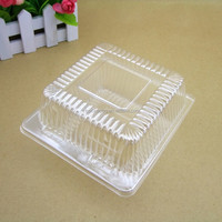 clear plastic bread box