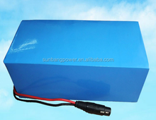 Energy storage battery 36v 20ah li-ion battery pack for Self Balancing 2 wheel scooter electric/e-bike/power tools
